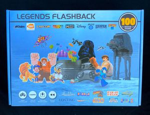 """NEW - """"Legends Flashback"""", HDMI Game Console w/ 100 Built-In Games for Sale in Lincoln, NE"""