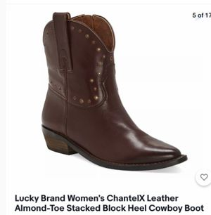 Lucky Brand women's leather sole cowboy boot 8 1/2 for Sale in Denver, CO