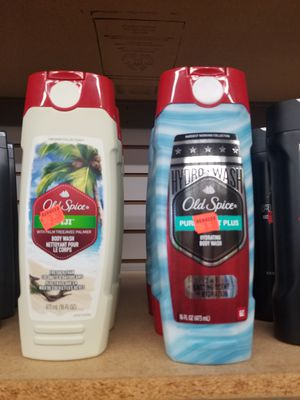 Mens 16oz old spice body wash $3.50 each for Sale in Beaumont, CA