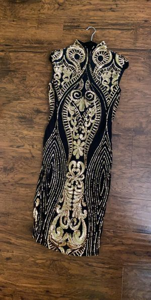 Gold & Black Dress for Sale in Antioch, CA