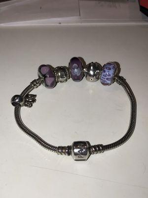 Authentic Pandora bracelet for Sale in San Diego, CA
