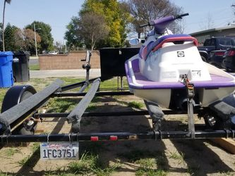 94 Seadoo SPI with Zieman trailer for Sale in Covina,  CA