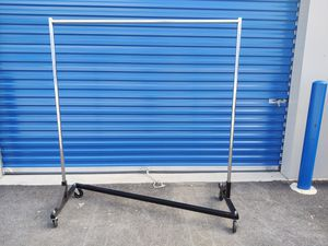 Clothes rack commercial heavy duty for Sale in Orange Park, FL