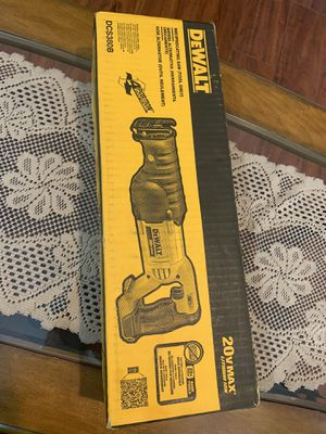 Dewalt reciprocating saw ! tool only ! $90 for Sale in San Diego, CA