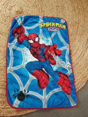 Spiderman Twin Size Throw for Sale in Lutz, FL