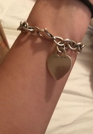 Authentic tiffany bracelet for Sale in St. Louis, MO