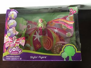 Polly Pocket Stylin Flyer toy for Sale in Broomfield, CO