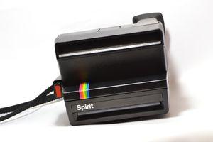 Vintage POLAROID Spirit Camera. Made in England for Sale in Miami, FL