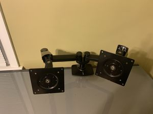 Dual computer monitor mount for Sale in Lynchburg, VA