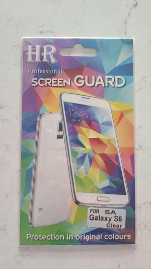 Screen Guard for Samsung Galaxy S6 for Sale in San Diego, CA