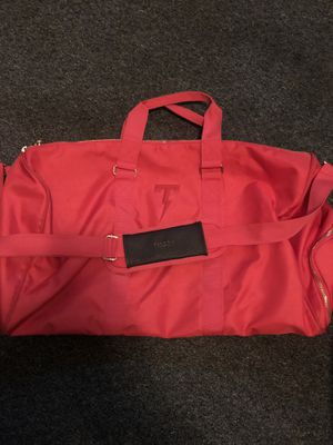 Red Tackma Duffle Bag 1 of 1 Sample for Sale in Columbus, OH
