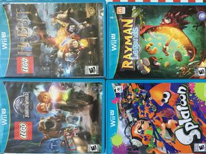 Nintendo Wii U Games for Sale in Plano, TX