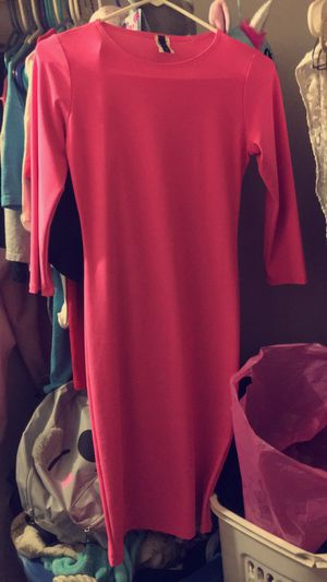 Gorgeous pink sleeve dress for Sale in Chicago, IL