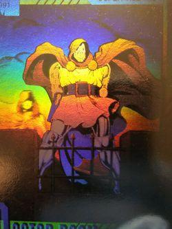 1991 Marvel Hologram...Doctor Doom for Sale in Fountain Inn,  SC