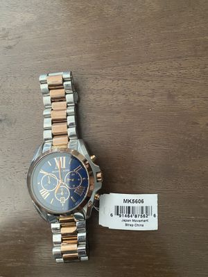 Michael Kors watch with extender pieces — Like New for Sale in Philadelphia, PA
