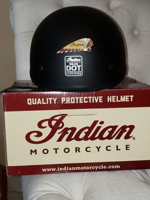 Half helmet indian motorcycle for Sale in Middletown, NJ