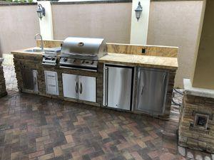 Outdoor kitchen Bbq for Sale in Miami Shores, FL