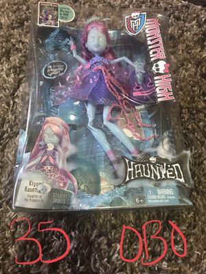 Monster High Doll. Haunted for Sale in West Jordan, UT
