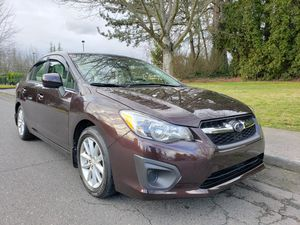 2012 Subaru impreza 4wd AUTOMATIC 4CYL very clean LOW MILES sport for Sale in Portland, OR