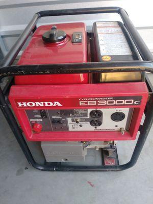 HONDA 2800 WATTS INDUSTRIAL GENERATOR NEW for Sale in San Bernardino, CA