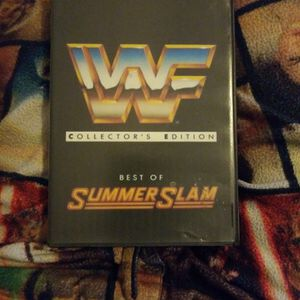 Wwf Collector's Edition Best Of Summerslam for Sale in Chicago, IL