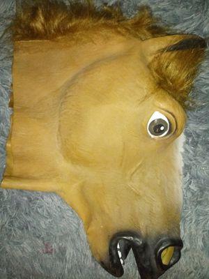 Horse Halloween mask for Sale in Marysville, WA