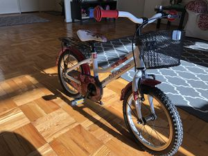 16 inch DBS (Norway) bike for girls for Sale in Washington, DC