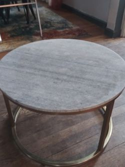 Marble Coffee Table/ End Table for Sale in Newburgh Heights,  OH