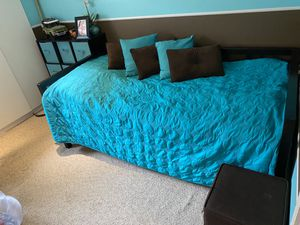 Modern twin bed for kids or adult for Sale in Philadelphia, PA