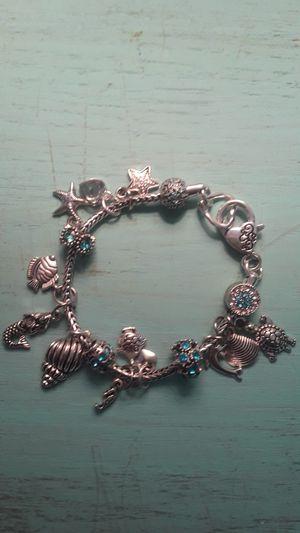 The mermaid European slide bracelet for Sale in Corona, CA