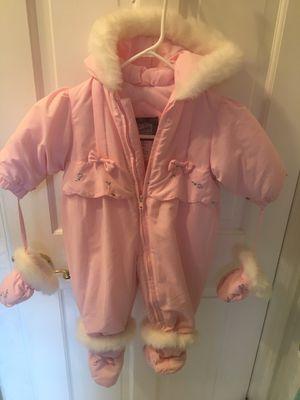 Infant Snowsuit - 12 Months for Sale in Holmdel, NJ