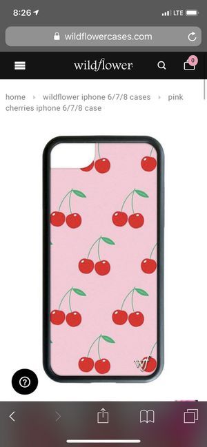 Wildflower Pink Cherry Chase iPhone 7 for Sale in Miami, FL