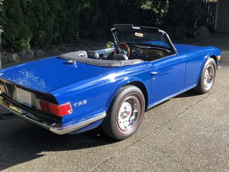 1975 Triumph TR6 for Sale in University Place,  WA