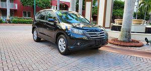 2014 honda CRV navi👈 sunroof 👈leather for Sale in Miami, FL