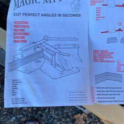 Magic Mitre Miter Saw for Sale in Wenatchee,  WA