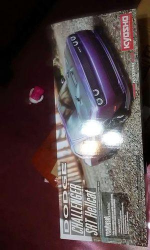 Kyosho SRT Hellcat for Sale in Floris, IA