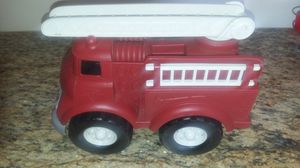 Green toys fire engine truck for Sale in Laredo, TX