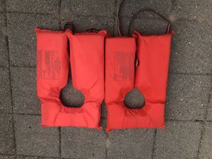 Life jackets for Sale in Federal Way, WA