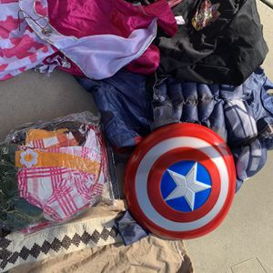 Boy And Girl Costumes - 2-6 Yrs Old for Sale in Placentia, CA