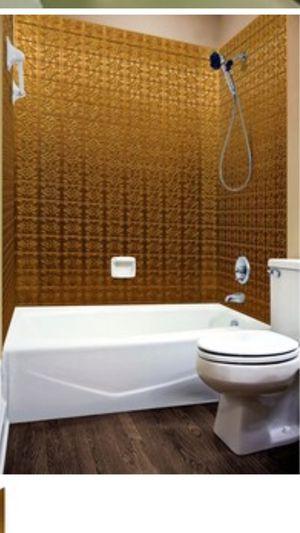 Rollo completo para paredes de tina de bano for Sale in Las Vegas, NV