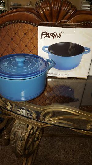 Parini cookware (2) for Sale in Murrieta, CA