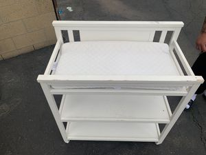 Baby changing table for Sale in Anaheim, CA