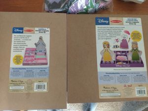 Melissa and Doug wooden magnetic dolls dress up for Sale in Fort Belvoir, VA