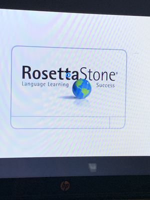 Rosetta Stone program. 27 different languages on one disk. for Sale in Philadelphia, PA