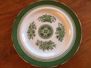 Spode Fitzhugh green 8 place settings. for Sale in Middlebury, CT