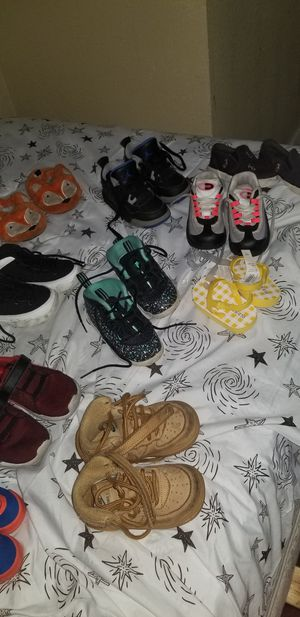 Toddlers shoes for Sale in Jacksonville, FL