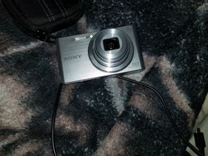 Sony zeiss camera for Sale in Camden, NJ