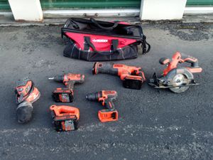Black and Decker power tools set for Sale in Warminster, PA