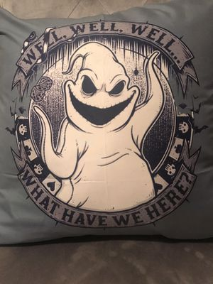 Nightmare before Christmas pillow case for Sale in Palmdale, CA