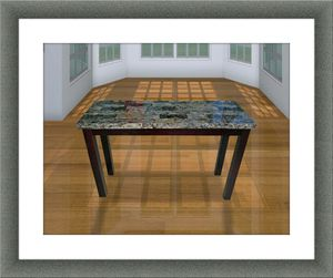 Marble sofa table for Sale in Crofton, MD